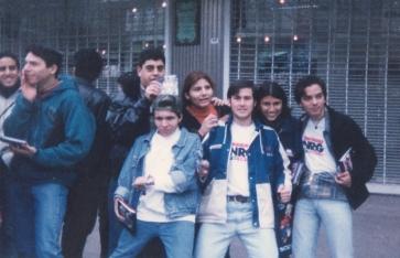 Los Chicos de la Fauna Año1997