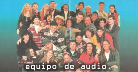 Equipo de Audio 95